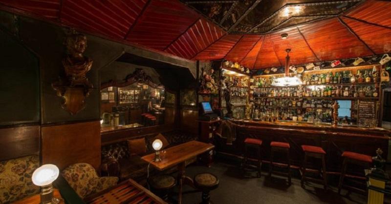 Bar Foxtrot em Lisboa