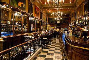 Restaurantes em Lisboa - Cafeteria A Brasileira