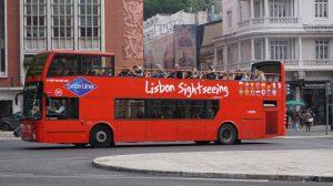 Ônibus do Lisboa Sightseeing