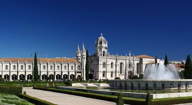 Características do Mosteiro dos Jerónimos em Lisboa