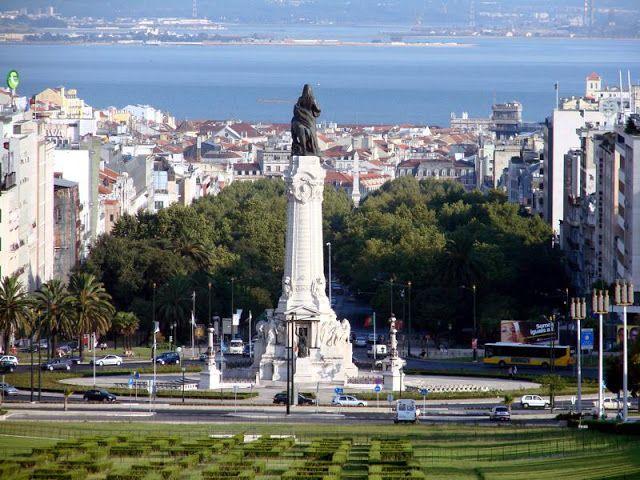 Mapa turístico de Lisboa