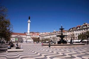 Centro de Lisboa - Praça do Rossio