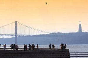 Ponte 25 de Abril em Lisboa