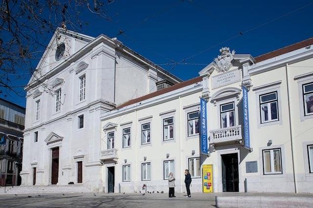 Museu de São Roque no Chiado
