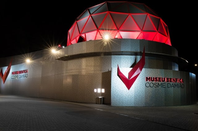 Visita ao Museu do Estádio da Luz