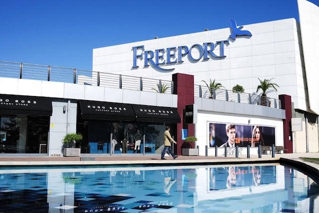 Outlet Freeport em Lisboa
