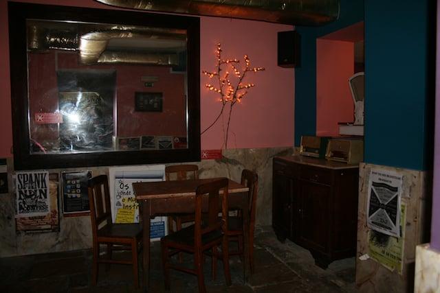 Bar Maria Caxuxa em Lisboa