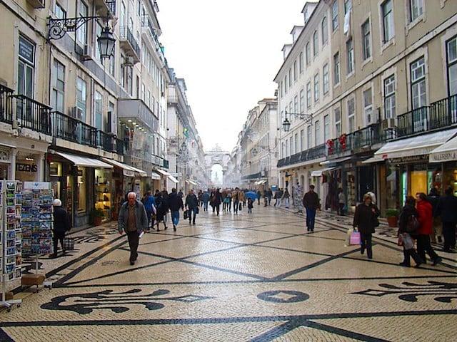 Frio em Lisboa
