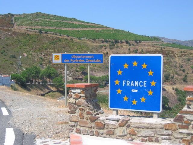 Fronteira de França