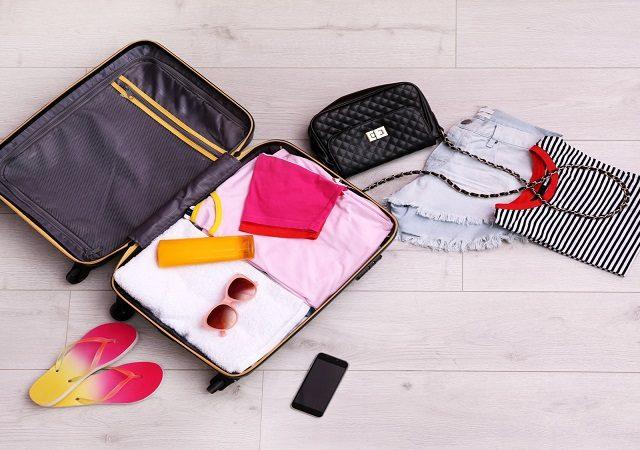Peso das malas e quantas bagagens levar no voo para Portugal