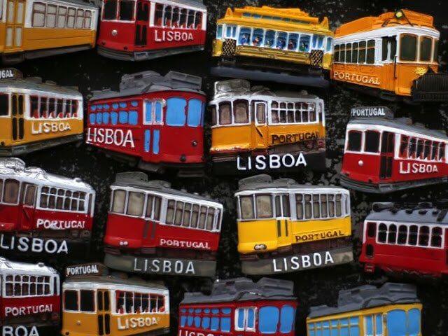 Limite e quantidade de produtos para trazer de Lisboa e Portugal