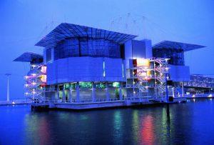 Edifício do Oceanário de Lisboa