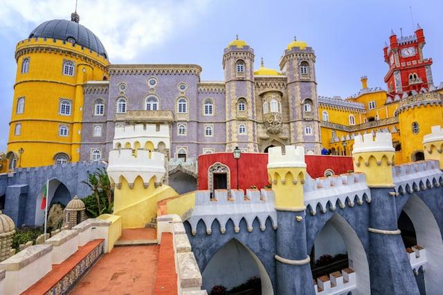 Bate e volta a Sintra desde Lisboa