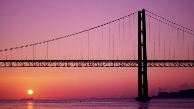Lisboa em abril
