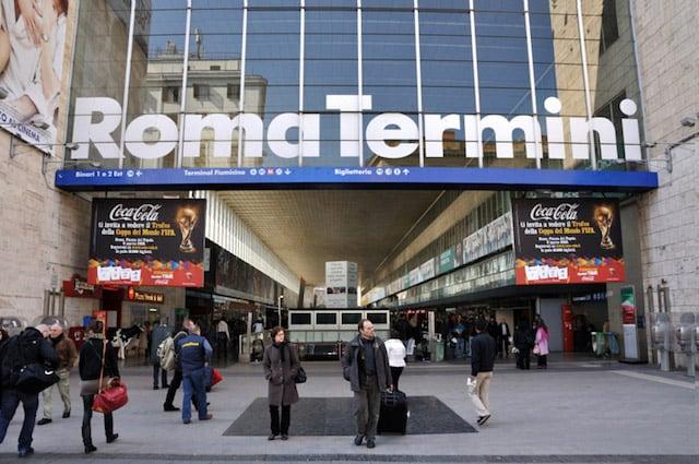Estação Roma Termini