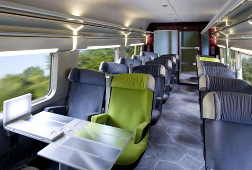 Trajeto de Lisboa até Marselha em trem