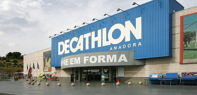 Loja Decathlon em Lisboa