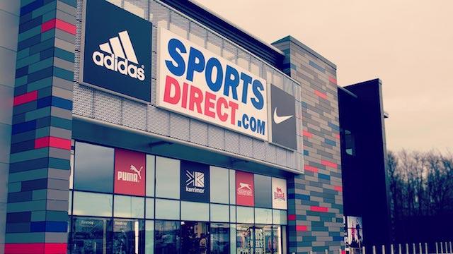 Loja Sports Direct em Lisboa