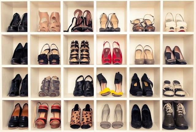 Lojas de sapatos em Lisboa