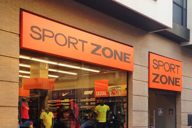 Loja Sport Zone em Lisboa