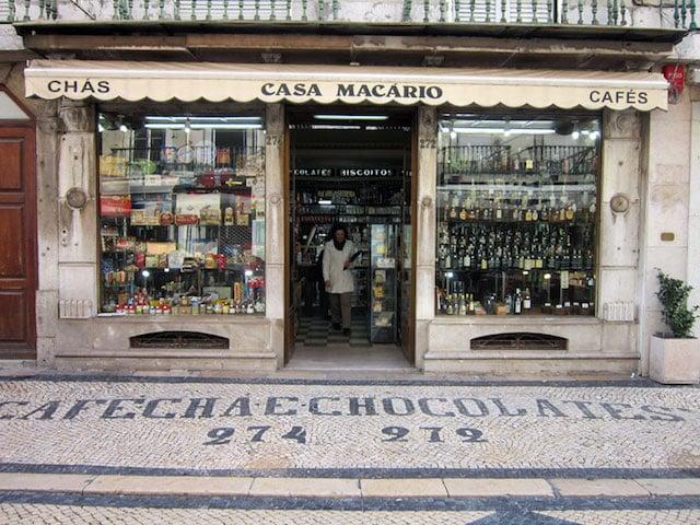Casa Macário em Lisboa