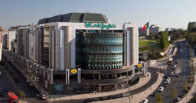 Loja de departamentos em Lisboa