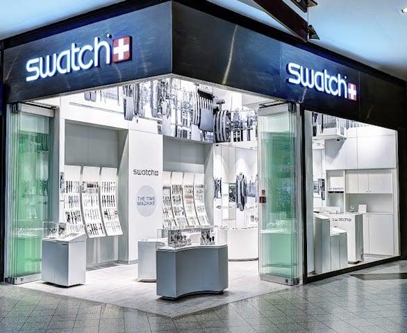 Loja Swatch em Lisboa