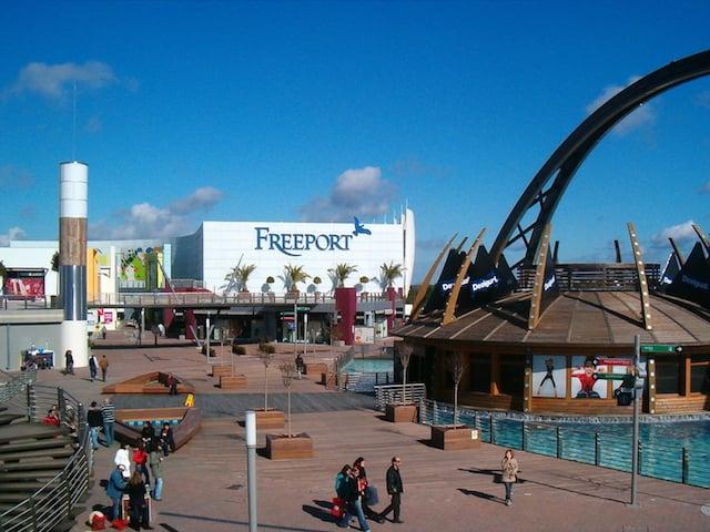 Outlet Freeport em Lisboa  abd9ac64c4f