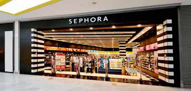 Loja Sephora em Lisboa