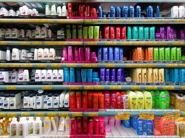Onde comprar shampoo e condicionador em Lisboa