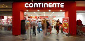 Supermercado Continente em Lisboa