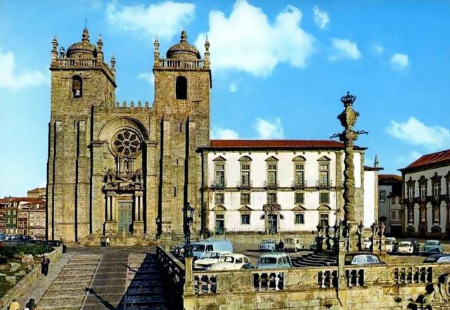 Restaurante A Chalandra no Porto