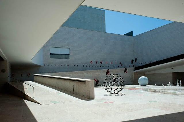 Pavilhão do Conhecimento e Ciência Viva em Lisboa