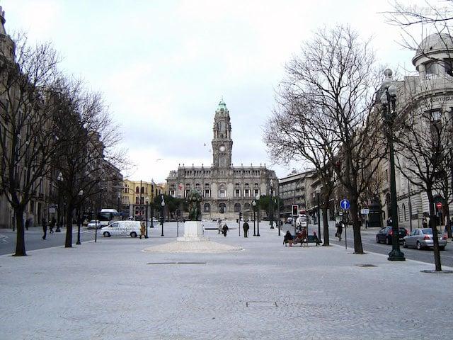 Inverno no Porto