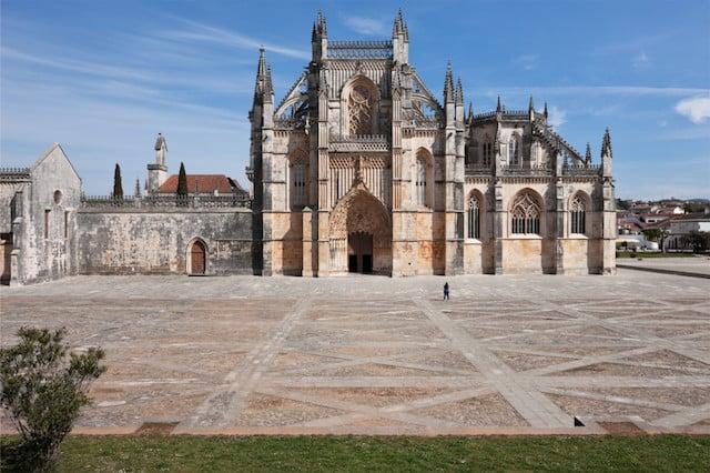Fachada do Mosteiro da Batalha
