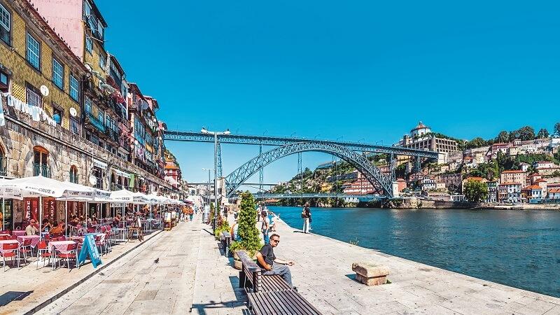 Ribeira - Porto, Portugal