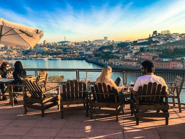 Primavera no Porto