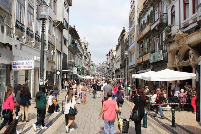 Passeio e caminhada original pelo Porto