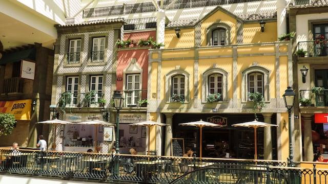 Shopping Via Catarina no Porto