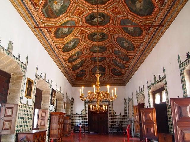 Visita ao Castelo dos Mouros