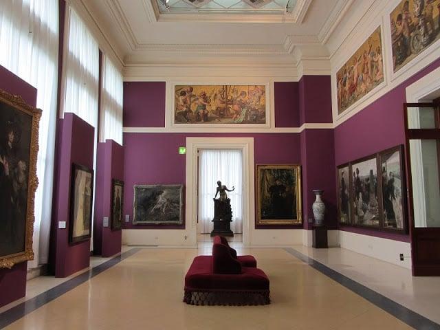 Informações do Museu de Arte Moderna