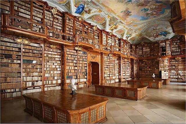 Biblioteca Joanina em Coimbra