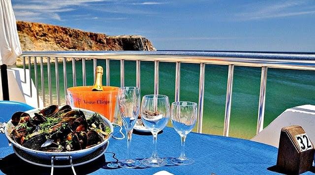 Restaurantes no Algarve