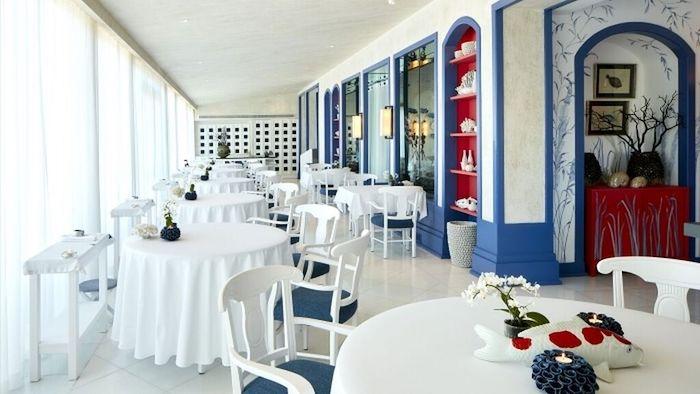 Restaurante Vista no Algarve