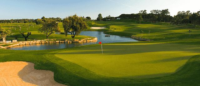 Golfe e lazer na Quinta do Lago