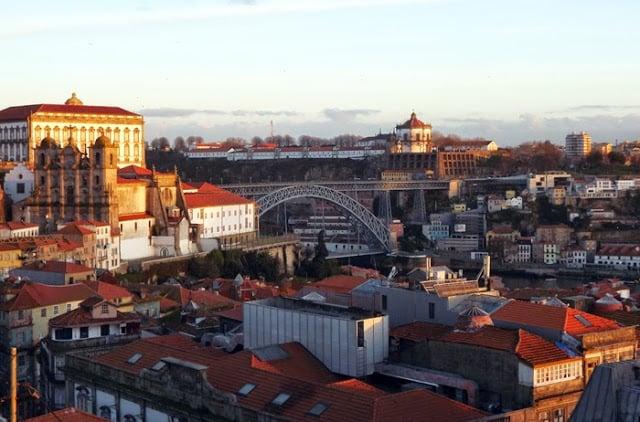 Trem de Lisboa a Cascais