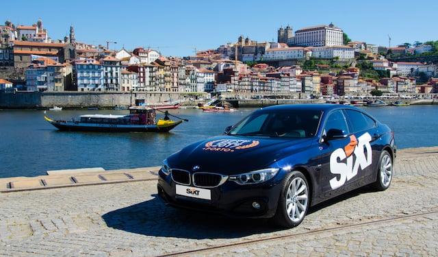 Aluguel de carro em Porto