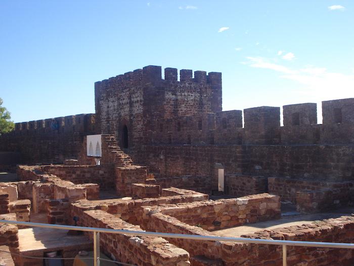Castelo de Silves - visita