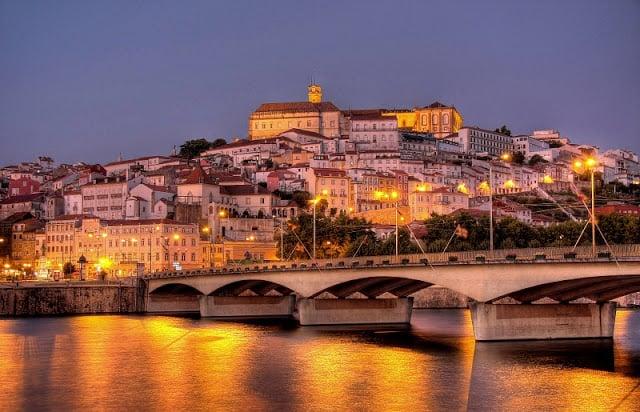Onde ficar em Coimbra: Melhores regiões