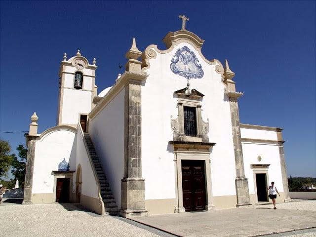 Igreja São Lourenço de Almancil no Algarve